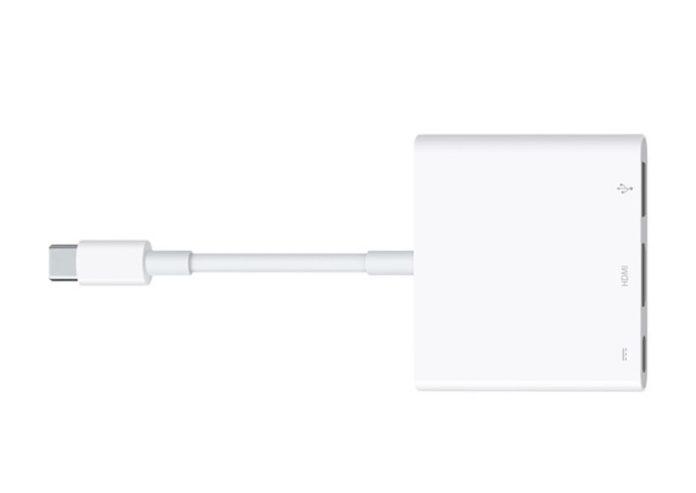 Da Apple il nuovo Adattatore multiporta da USB-C ad AV digitale per Mac e iPad Pro