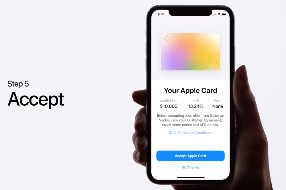 Apple Card Preview, l'anteprima di Apple Card per pochi è spettacolare