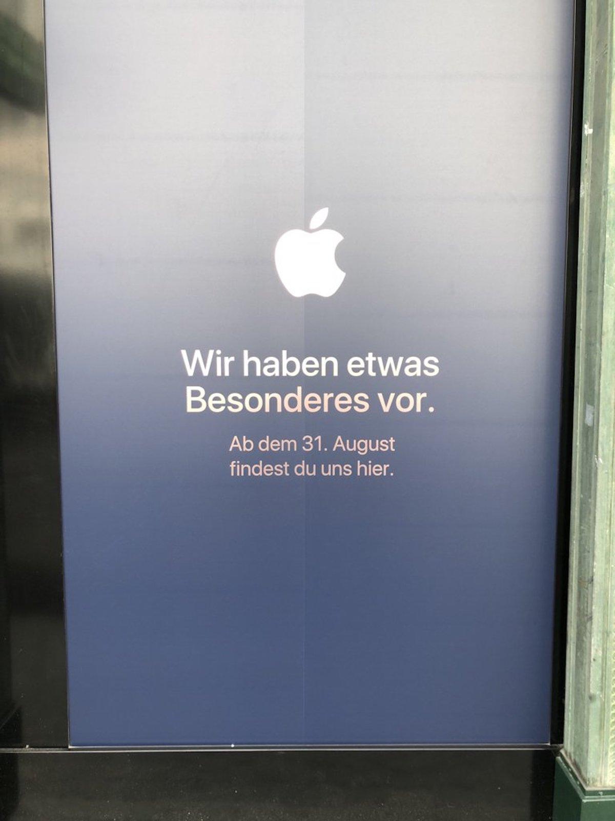 Apple Store a Zurigo, è previsto un trasloco per il retail svizzero