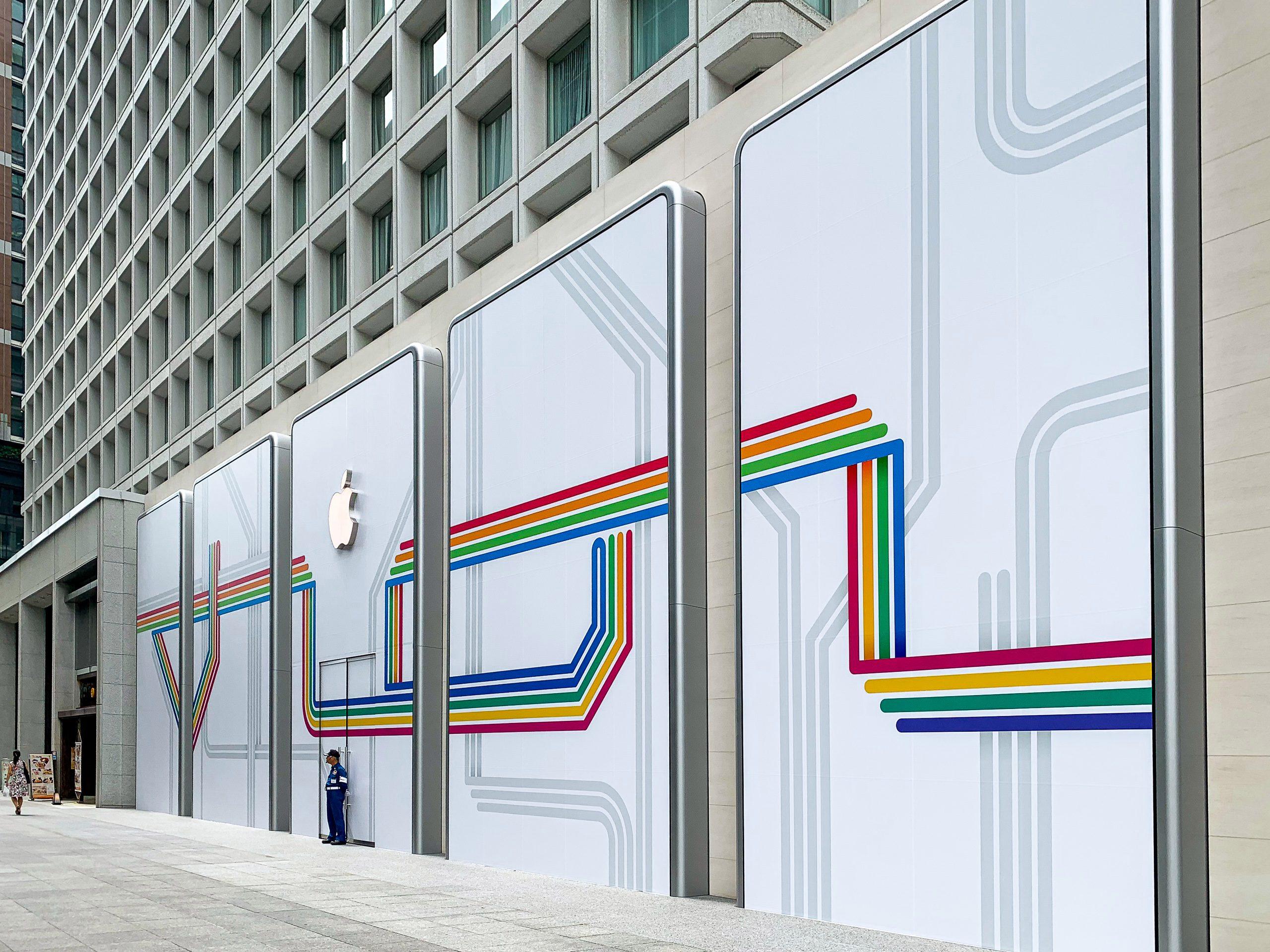 Quinto negozio Apple a Tokyo, apre il 7 settembre