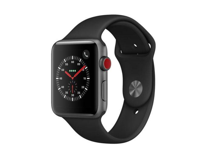 Apple Watch 3 GPS+Cellular scontato dal 30% su Amazon