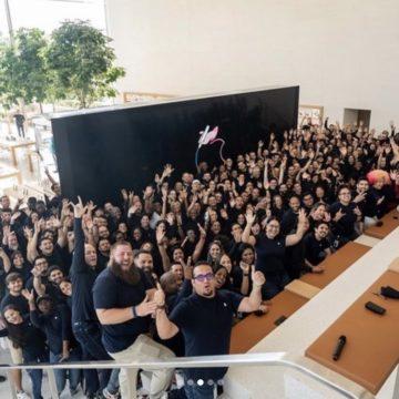 Apple Aventura, inaugurato a Miami lo Store con un anfiteatro unico