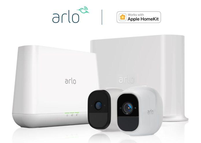 Le telecamere Arlo finalmente compatibili con Apple HomeKit