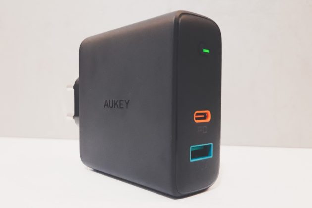 Aukey Dynamic Detect, così i caricatori PD spingono a piena potenza