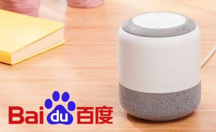 Baidu supera Google negli altoparlanti smart