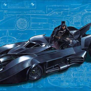 La Bat-Tecnologia in mostra a Milano fino al 10 settembre