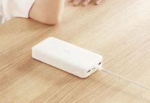 La batteria Xiaomi per ricarica veloce da 18W 20000 mAh in offerta a 23,63 euro