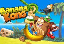 Banana Kong Blast,