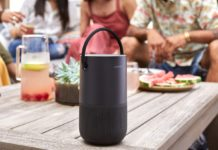 Bose Portable Home Speaker è il primo speaker smart ricaricabile del costruttore