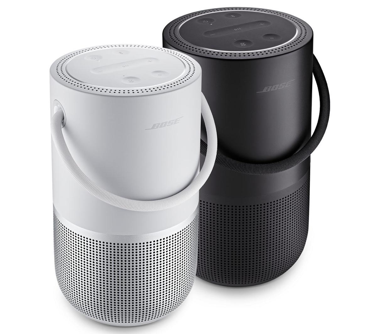 Bose Portable Home Speaker è il primo speaker smart ricaricabile del costruttore