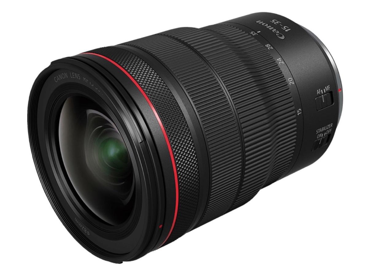 Canon, arrivano due obiettivi RF f/2.8 Serie L per fotocamere EOS R