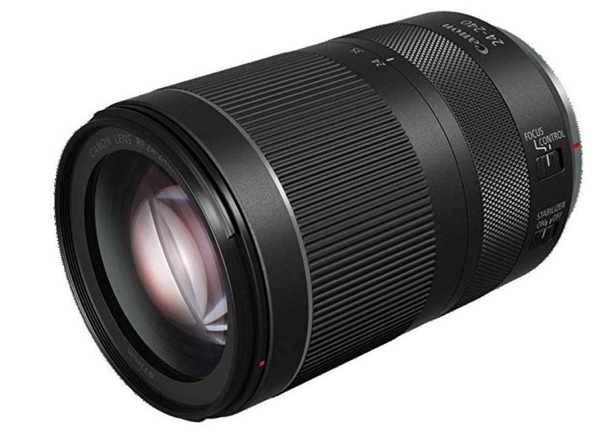 Nuovo firmware per Canon EOS R ed EOS RP: da installare subito