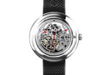 Dall'ecosistema Xiaomi, in offerta il meraviglioso orologio meccanico trasparente