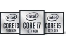 Intel ha ampliato la famiglia di CPU di decima generazione destinata ai computer portatili