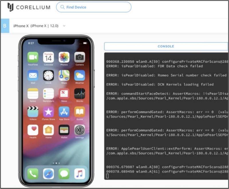 Apple ha citato in giudizio un'azienda che si occupa di virtualizzazione di iOS
