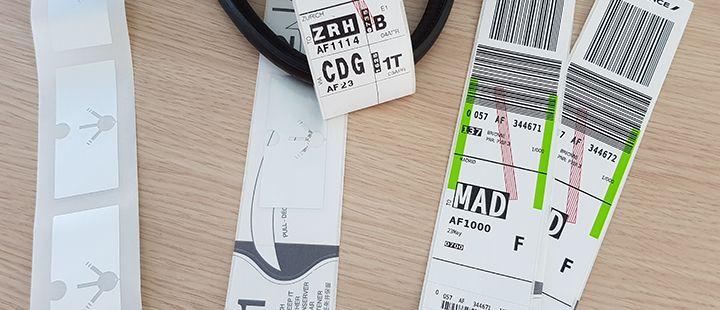 Air France e Paris Aéroport: partnership per la tracciabilità dei bagagli con la tecnologia RFID