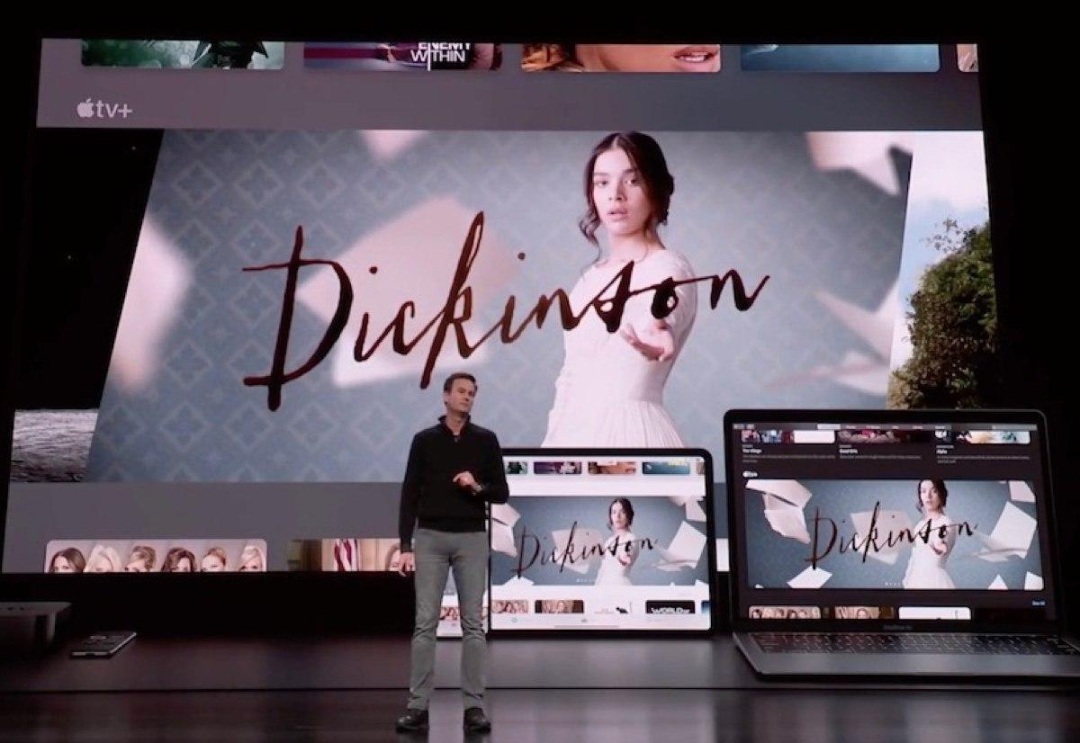 Apple TV+, ecco il trailer della serie Dickinson con Hailee Steinfeld