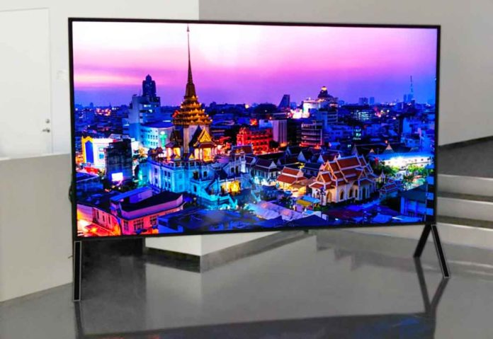 Sharp esporrà all'IFA di Berlino il più grande display 8K LC al mondo