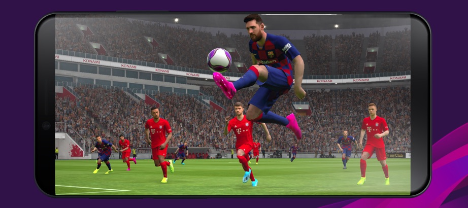 PES 2020 per iOS e Android arriva in autunno