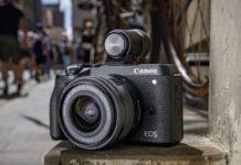 Mirrorless EOS M6 Mark II e reflex EOS 90D, le novità di Canon