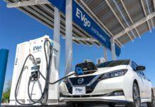 Nissan ed EVgom, 200 nuove colonnine di ricarica rapida negli Stati Uniti
