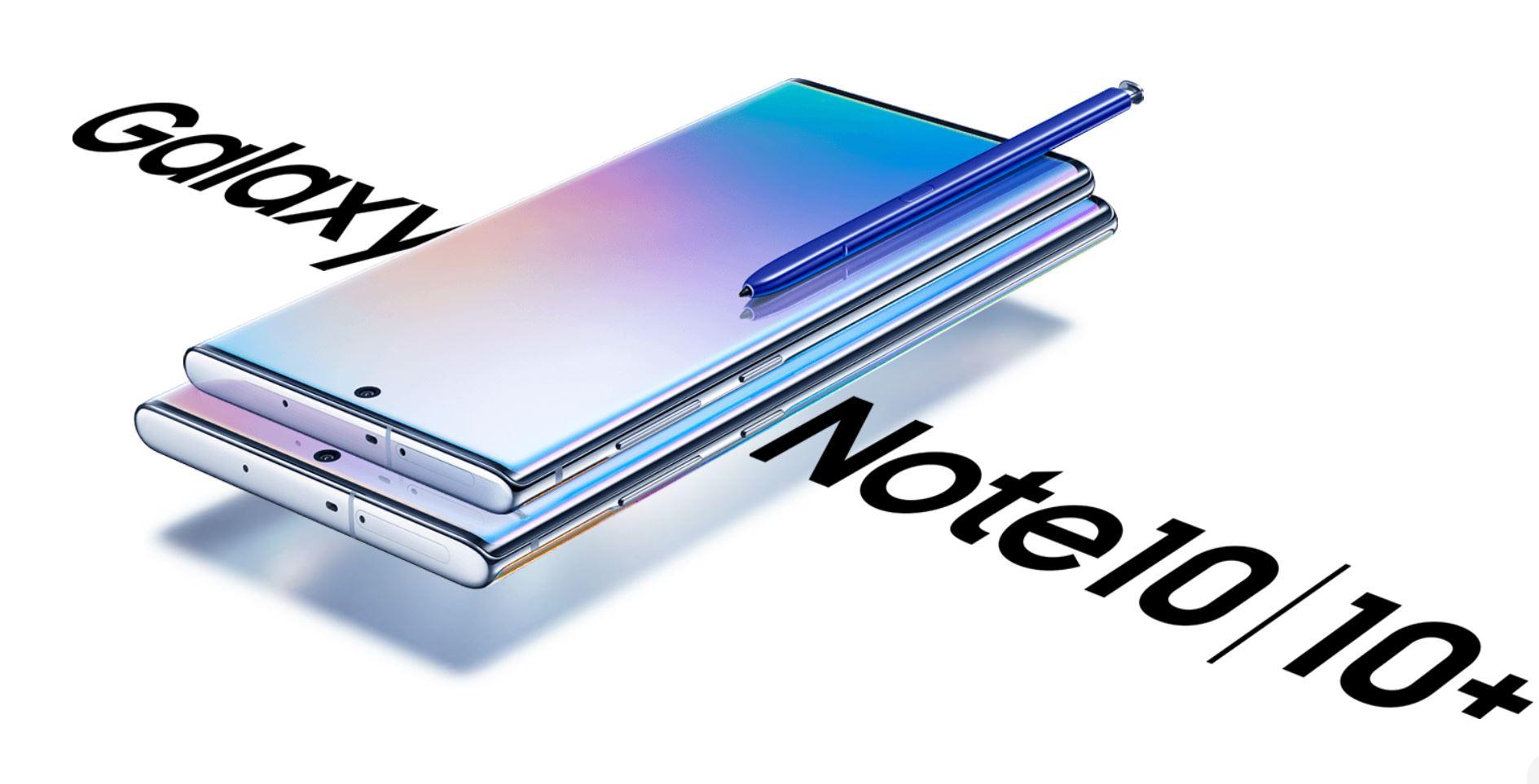 Tutto su Galaxy Note 10 e Galaxy Note 10 +: prezzi, caratteristiche data d'uscita