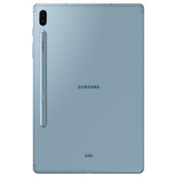 Galaxy Tab S6 è il primo tablet con lettore impronte nel display