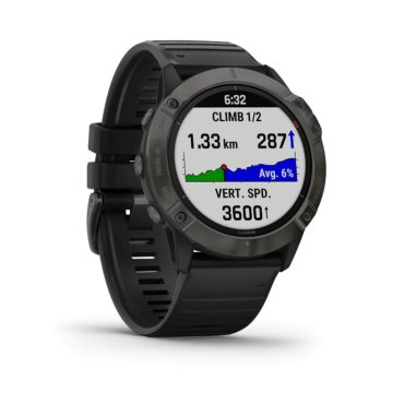 Fenix 6, Garmin presenta la nuova serie di smartwatch outdoor