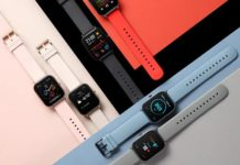 Amazfit GTS, il più bel clone di Apple Watch è servito