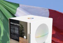 Homey ora comunica in Italiano: come impostare nella nostra lingua il gateway domotico tuttofare che espone tutto su Homekit