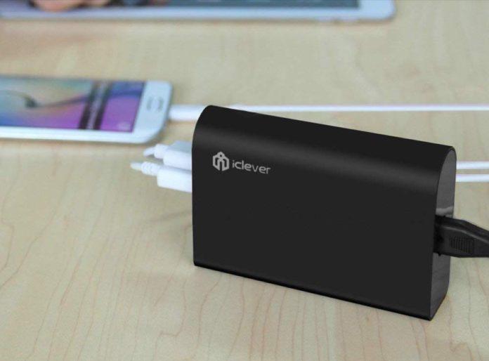 Caricatori iClever con 6 USB fino a 60W: in offerta a partire da 7,99 euro