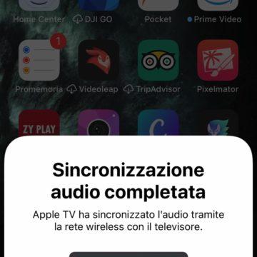 Mai più audio fuori sincrono grazie a iOS 13 e tvOS 13