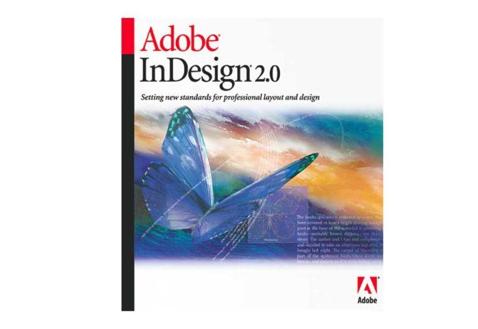 20 anni di Adobe InDesign