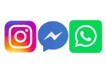 Facebook vuole rendere chiaro che Instagram e WhatsApp sono di sua proprietà
