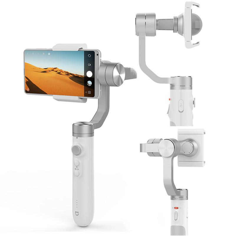 Il gimbal universale per smartphone e action cam Xiaomi Mija in super offerta a 63,63 euro