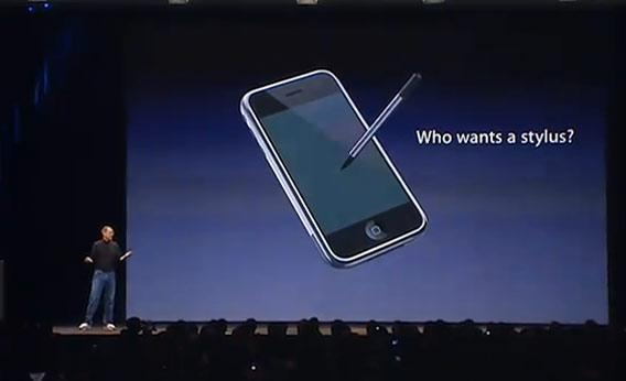 Steve Jobs avrebbe adorato Apple Pencil: ecco perchè