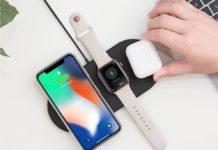 Chi ha detto AirPower? con solo 12 € OJD ricarica iPhone, Apple Watch e AirPods