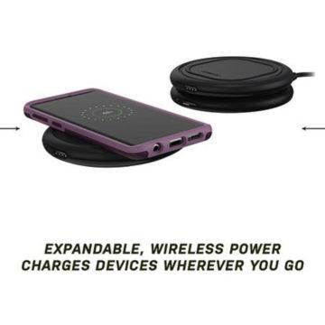 Con OtterSpot la ricarica wireless è modulare, impilabile e portatile