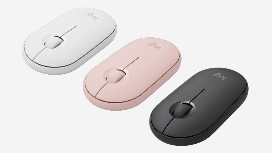 Logitech Pebble M350: il mouse piccolo, con stile e versatile a 25,99 euro