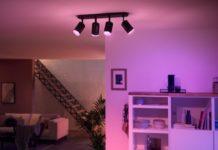 Philips Hue Fugato e Centura, le nuove luci smart per personalizzare casa