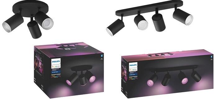 Philips Hue Fugato e Centura, le nuove luci smart che non necessitano di hub
