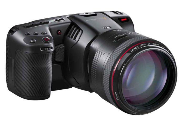 Presentata la Blackmagic Pocket Cinema Camera 6K