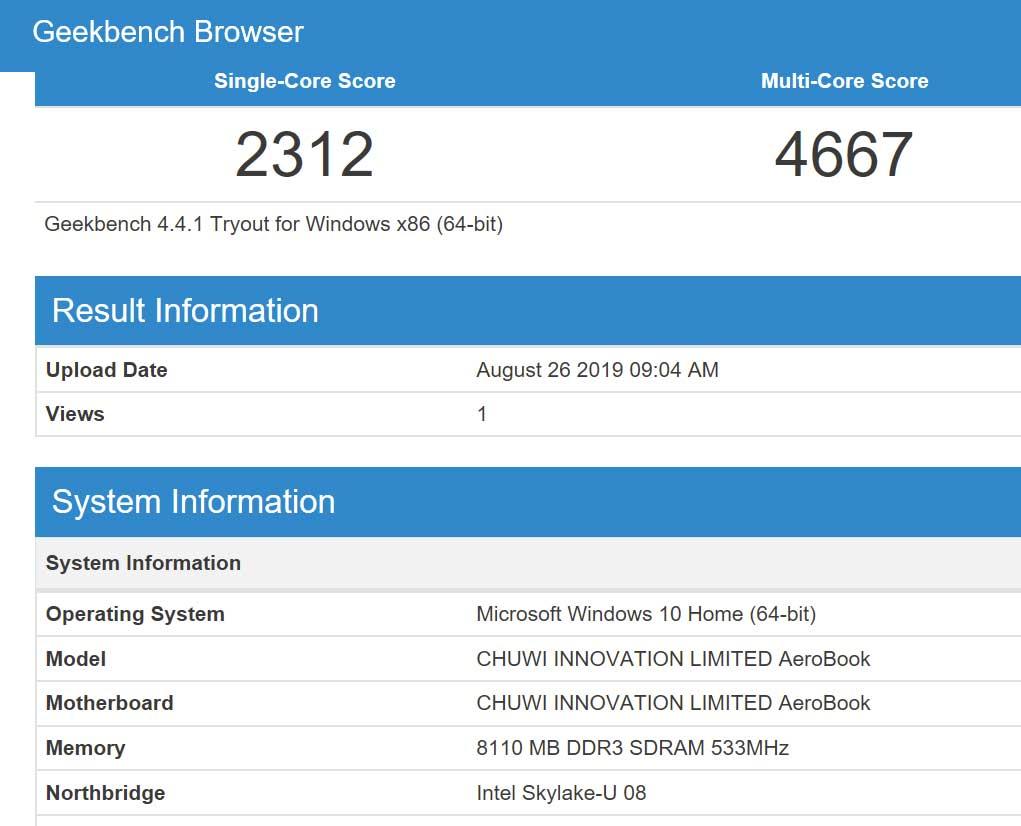Recensione Chuwi AeroBook, eleganza e prestazioni a basso costo
