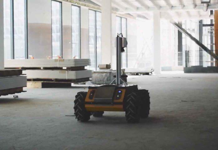 Scaled Robotics ha creato dei robot in grado di effettuare varie verifiche in tempo reale sui cantieri