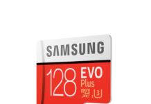 La MicroSD SD SAMSUNG EVO Plus da 128GB a 17,99 €, spedizione gratuita