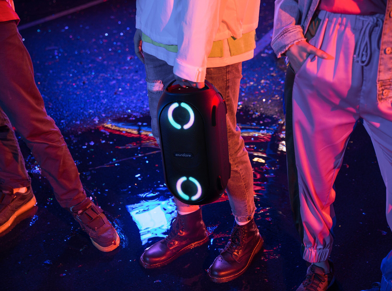 Anker Soundcore Rave Mini, il potente speaker 80W è su Amazon