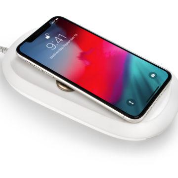 SanDisk iXpand Wireless Charger ricarica iPhone e fa il backup tutto in uno