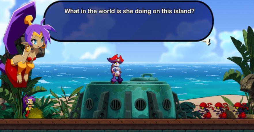 Shantae 5 per Apple Arcade si chiamerà Shantae and the Seven Sirens