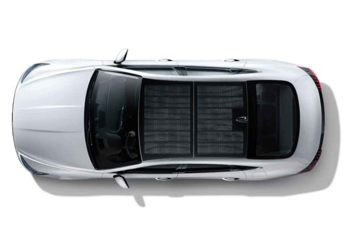 La prima Hyundai con tetto fotovoltaico disponibile in Corea del Sud
