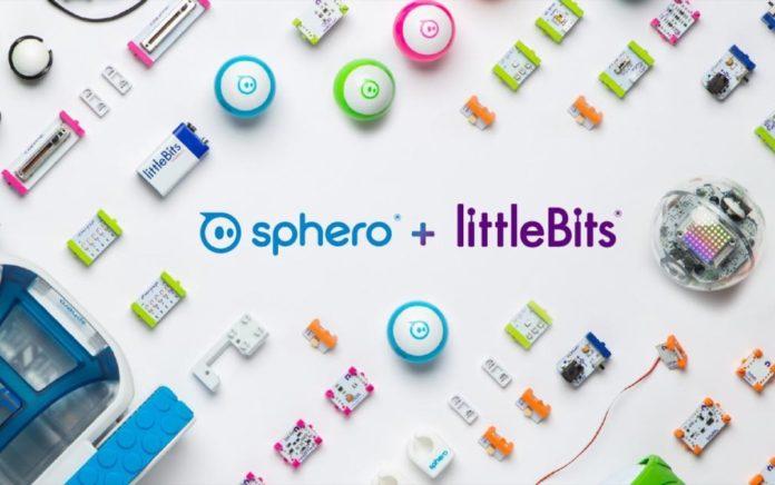 Sphero compra LittleBits e il suo arsenale di giocattoli scientifici